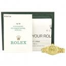 Rolex(로렉스) 79178 18K 금통 옐로우 골드 10 포인트 다이아 여성용 시계 [강남본점]
