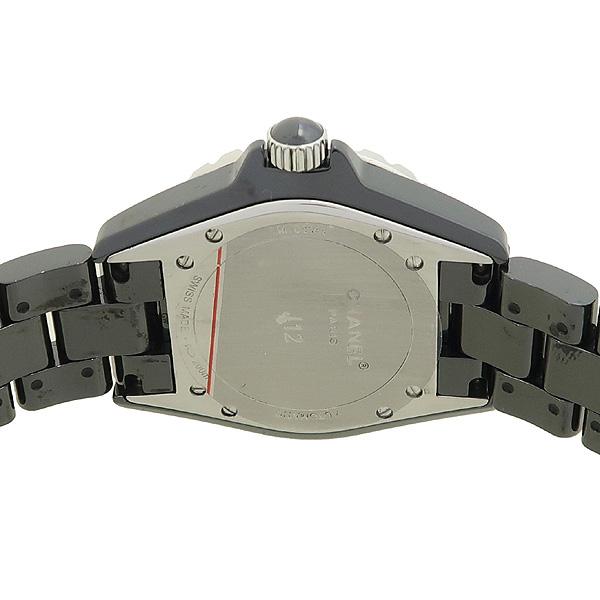 Chanel(샤넬) H1626 J12 블랙 세라믹 12포인트 핑크 사파이어 다이아 38mm 오토메틱시계 [대전본점] 이미지4 - 고이비토 중고명품