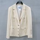 Chanel(샤넬) P30968 아이보리 컬러 여성용 자켓 [부산센텀본점]