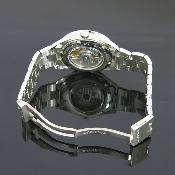 Tag Heuer(태그호이어) WV211M BA0787 CARRERA(까레라/카레라) Calibre5(칼리브5) 오토매틱 스틸 남성용 시계 [동대문점] 이미지4 - 고이비토 중고명품
