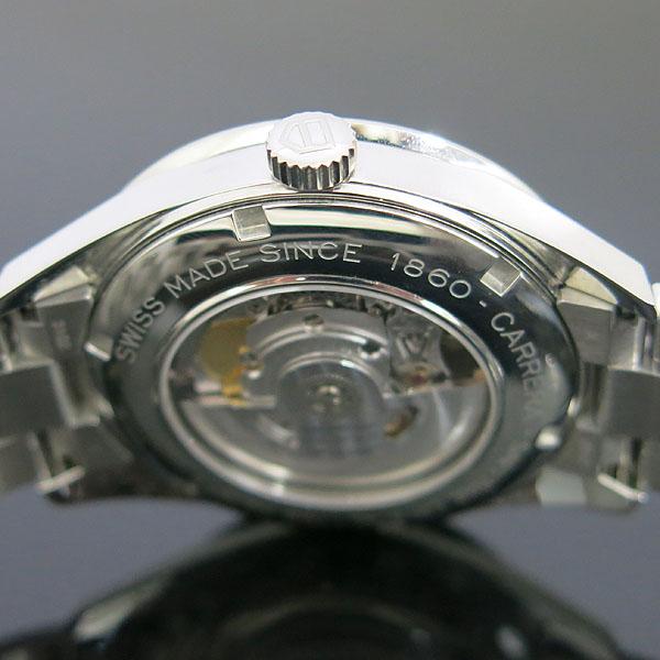 Tag Heuer(태그호이어) WV211M BA0787 CARRERA(까레라/카레라) Calibre5(칼리브5) 오토매틱 스틸 남성용 시계 [동대문점] 이미지5 - 고이비토 중고명품