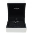 Chanel(샤넬) J3092 18K 화이트 골드 블랙 세라믹 울트라 반지 - 11호 [강남본점]