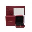 Cartier(까르띠에) B4050549 18K 화이트골드 미니 러브링 1포인트 다이아 반지 - 9호 [대구반월당본점]