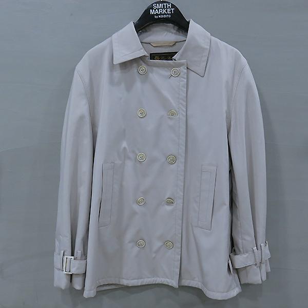 LORO PIANA(로로피아나) 여성용 트렌치 자켓 (내부 100% 캐시미어) [부산센텀본점]