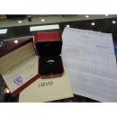 전시급)Cartier(까르띠에) B4085100 18K 1P 다이아 화이트골드 러브링 w
