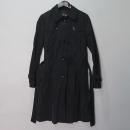 Armani(아르마니) g2l01s 블랙 컬러 여성용 롱 자켓 [대구반월당본점]