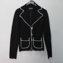 Armani(아르마니) 블랙 컬러 여성용 자켓 [대구동성로점]