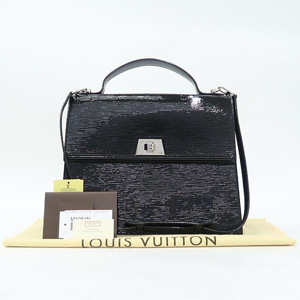 Louis Vuitton(루이비통) M4054N SEVIGNE GM 에삐 블랙 토트백 + 숄더스트랩 2WAY [강남본점]