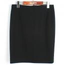 Hermes(에르메스) 블랙 컬러 100% 울 여성용 스커트 [강남본점]