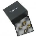 Chanel(샤넬) COCO 로고 플라워 장식 귀걸이 [강남본점]