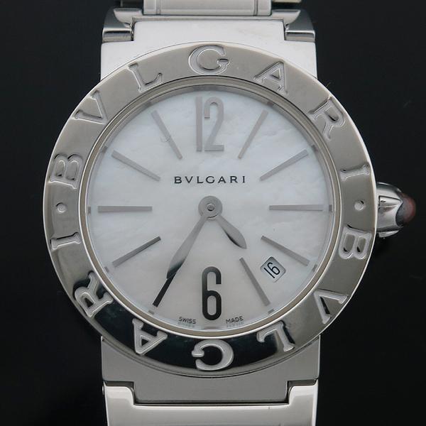 Bvlgari(불가리) BBL26S 신형 자개판 스틸 여성용 시계 [인천점] 이미지2 - 고이비토 중고명품