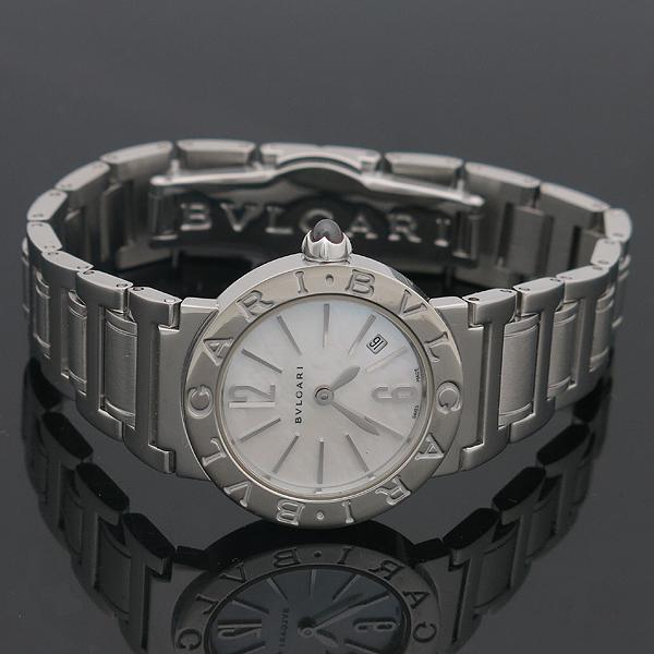 Bvlgari(불가리) BBL26S 신형 자개판 스틸 여성용 시계 [인천점] 이미지3 - 고이비토 중고명품