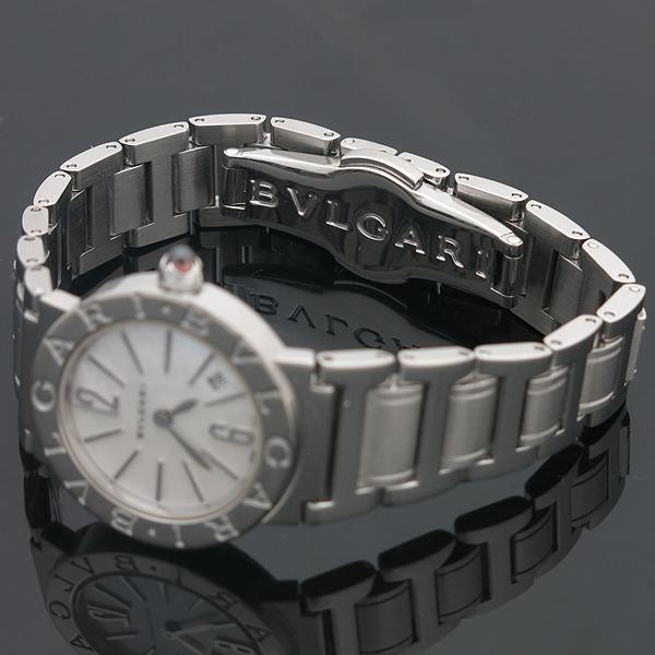 Bvlgari(불가리) BBL26S 신형 자개판 스틸 여성용 시계 [인천점] 이미지4 - 고이비토 중고명품