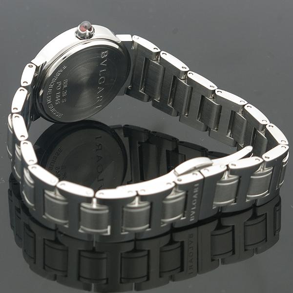 Bvlgari(불가리) BBL26S 신형 자개판 스틸 여성용 시계 [인천점] 이미지5 - 고이비토 중고명품