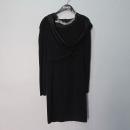 MICHAA(미샤) 블랙 컬러 레이온 혼방 여성용 원피스 + 목걸이 SET [대구반월당본점]