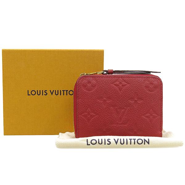 Louis Vuitton(루이비통) M60740 모노그램 앙프렝뜨 체리 지피 코인 퍼스 반지갑 [강남본점]