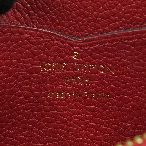 Louis Vuitton(루이비통) M60740 모노그램 앙프렝뜨 체리 지피 코인 퍼스 반지갑 [강남본점] 이미지4 - 고이비토 중고명품