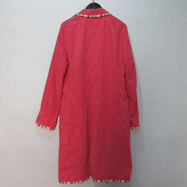 Etro(에트로) 핑크 컬러 여성용 롱 자켓 [대구반월당본점] 이미지2 - 고이비토 중고명품