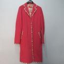 Etro(에트로) 핑크 컬러 여성용 롱 자켓 [대구반월당본점]