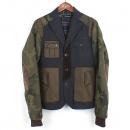 DSQUARED2(디스퀘어드) s71bn0277 멀티 컬러 포켓 장식 남성용 자켓 [강남본점]
