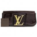 Louis Vuitton(루이비통) M93728 모노그램 베르니 아마랑뜨 컬러 소베 클러치백 [강남본점]