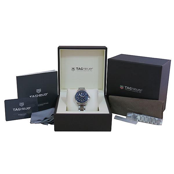 Tag Heuer(태그호이어) WAY131S AQUARACER (아쿠아레이서) 35MM 쿼츠 스틸 여성용 시계 [대구동성로점]