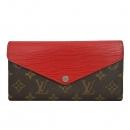 Louis Vuitton(루이비통) M60498 모노그램 에삐 마리루 컴팩트 월릿 장지갑 [동대문점]