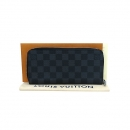 Louis Vuitton(루이비통) N63095 다미에 그라피트 캔버스 지피 월릿 버티컬 장지갑 [부산센텀본점]