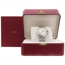 Cartier(까르띠에) W69012Z4 BALLON BLEU(발롱블루) 42mm L사이즈 오토매틱 스틸 남성용 시계 [강남본점]