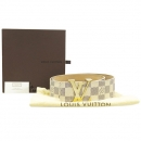 Louis Vuitton(루이비통) M9609 다미에 아주르 금장 LV 이니셜 벨트 [강남본점]
