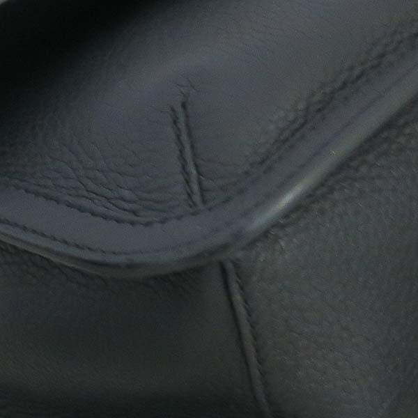 Gucci(구찌) 370826 블랙 레더 뱀부 테슬 장식 숄더 겸 크로스백 [동대문점] 이미지4 - 고이비토 중고명품