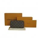 Louis Vuitton(루이비통) M41895 모노그램 캔버스 푸시아 지피 월릿 장지갑 [동대문점]