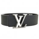 Louis Vuitton(루이비통) [My LV Belt] LV로고 버클  트리온/글레이즈 레더 남성용 벨트 [강남본점]