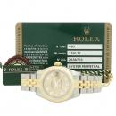 Rolex(로렉스) 179173 18K 옐로우골드 콤비 10포인트 다이아 DATEJUST(데이저스트) 데이트 여성용 시계 [강남본점]