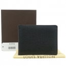 Louis Vuitton(루이비통) M30952 타이가 레더 멀티플 월릿 반지갑 [강남본점]