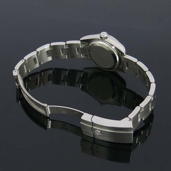 Rolex(로렉스) 176200 OYSTER PERPETUAL(오이스터 퍼페츄얼) 스틸 여성용 시계 [동대문점] 이미지4 - 고이비토 중고명품