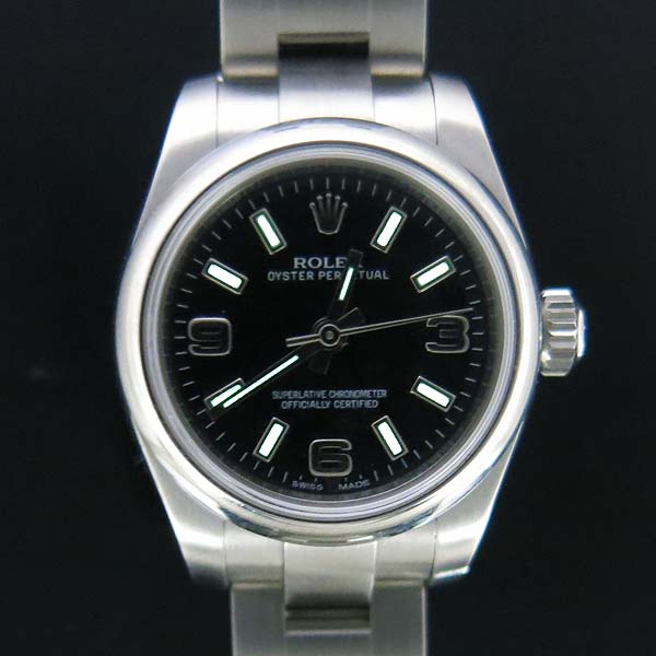 Rolex(로렉스) 176200 OYSTER PERPETUAL(오이스터 퍼페츄얼) 스틸 여성용 시계 [동대문점] 이미지2 - 고이비토 중고명품