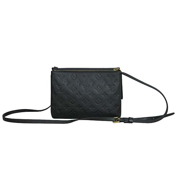 Louis Vuitton(루이비통) M50258 모노그램 앙프렝뜨 NOIR 포쉐트 트와이스 크로스백 [동대문점] 이미지4 - 고이비토 중고명품