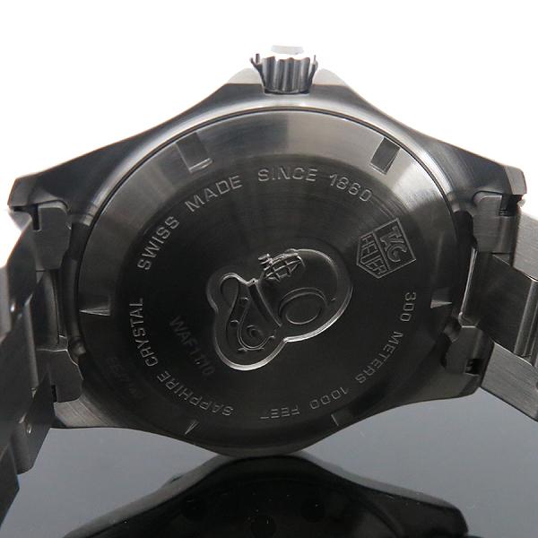 Tag Heuer(태그호이어) WAF1110 Aquaracer(아쿠아레이서) 300M 스틸 쿼츠 남성용 시계 [인천점] 이미지6 - 고이비토 중고명품