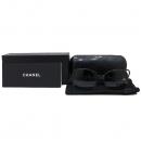 Chanel(샤넬) 5205R 그린 컬러 블랙 리본 장식 선글라스 [인천점]
