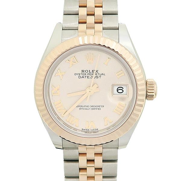 Rolex(로렉스) 279171 18K 핑크 골드 콤비 신형 DATE JUST(데이저스트) 28MM 여성용 시계 [강남본점] 이미지5 - 고이비토 중고명품