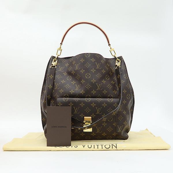 Louis Vuitton(루이비통) M40781 모노그램 캔버스 메티스 토트백 + 숄더스트랩 2WAY [강남본점]