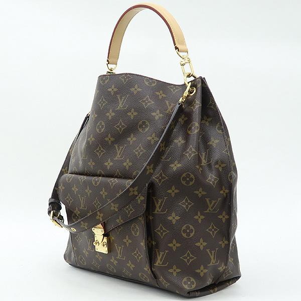 Louis Vuitton(루이비통) M40781 모노그램 캔버스 메티스 토트백 + 숄더스트랩 2WAY [강남본점] 이미지3 - 고이비토 중고명품