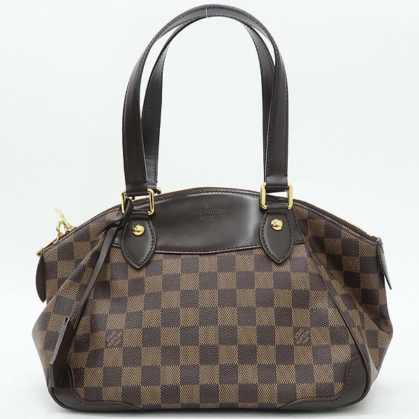 Louis Vuitton(루이비통) N41117 다미에 에벤 캔버스 베로나 PM 토트백 [강남본점] 이미지2 - 고이비토 중고명품