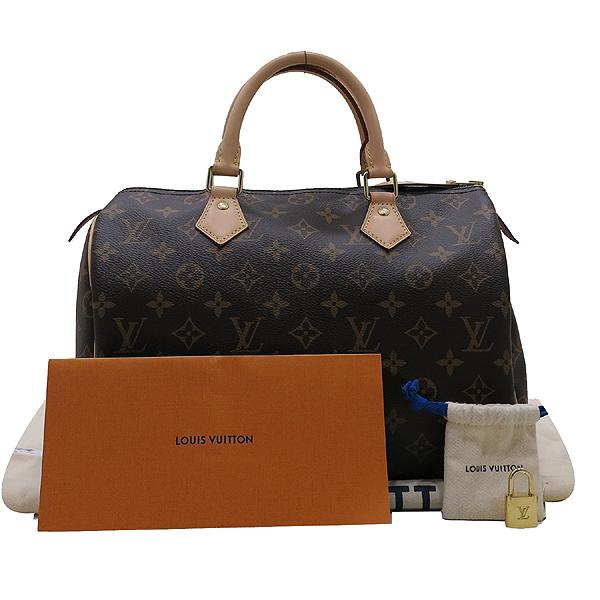 Louis Vuitton(루이비통) M41108 모노그램 캔버스 스피디 30 토트백 [인천점]