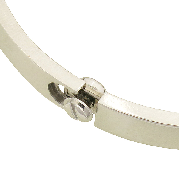 Cartier(까르띠에) B6035417 18K(750) 화이트 골드 러브 팔찌 - 19호 [강남본점] 이미지4 - 고이비토 중고명품