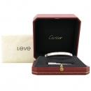 Cartier(까르띠에) B6035417 18K(750) 화이트 골드 러브 팔찌 - 19호 [강남본점]