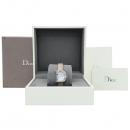 Dior(크리스챤디올) CD101112 심플리디올 D프레임 24포인트 다이아 까나쥬 여성용 시계 [강남본점]
