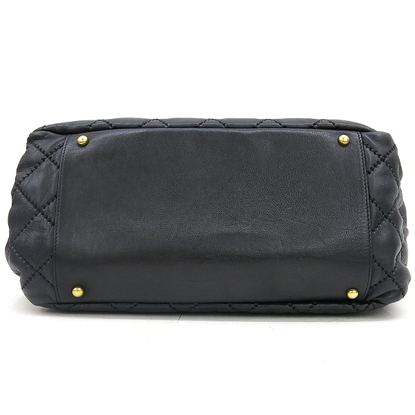 Chanel(샤넬) 캐비어 스킨 블랙 컬러 와일드 스티치 플랩 숄더백 [강남본점] 이미지4 - 고이비토 중고명품