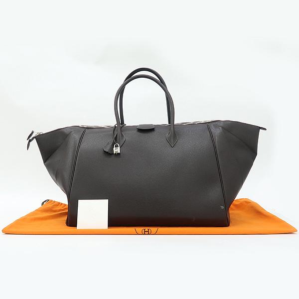 Hermes(에르메스) BOMBAY (붐베이 / 봄베이) 라지 브라운 컬러 토트백 [강남본점]